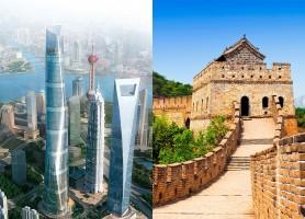 تور چین (پکن + شانگهای) ماهان ایر