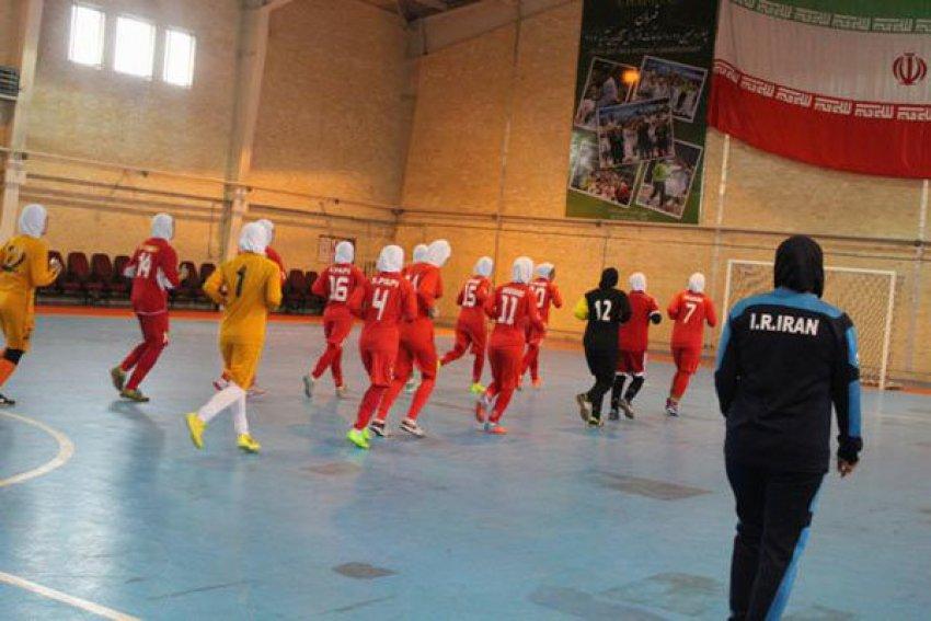 شکست تیم ملی فوتسال بانوان ایران در برابر تایلند