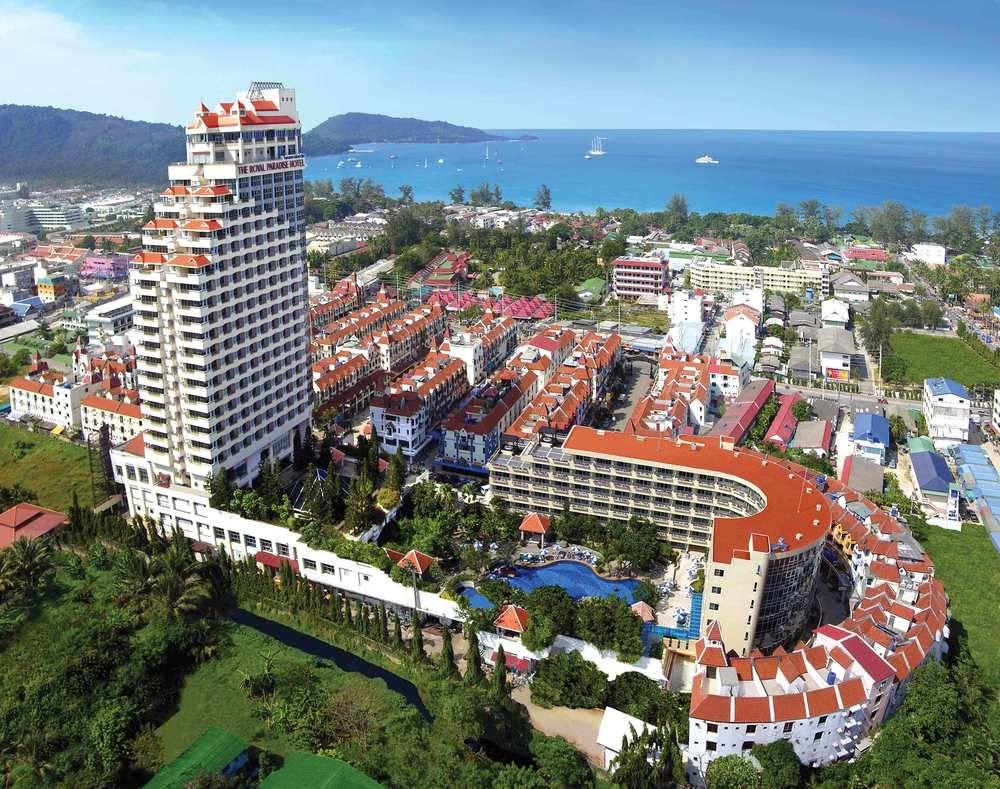 بهترین هتل های 4 ستاره پوکت