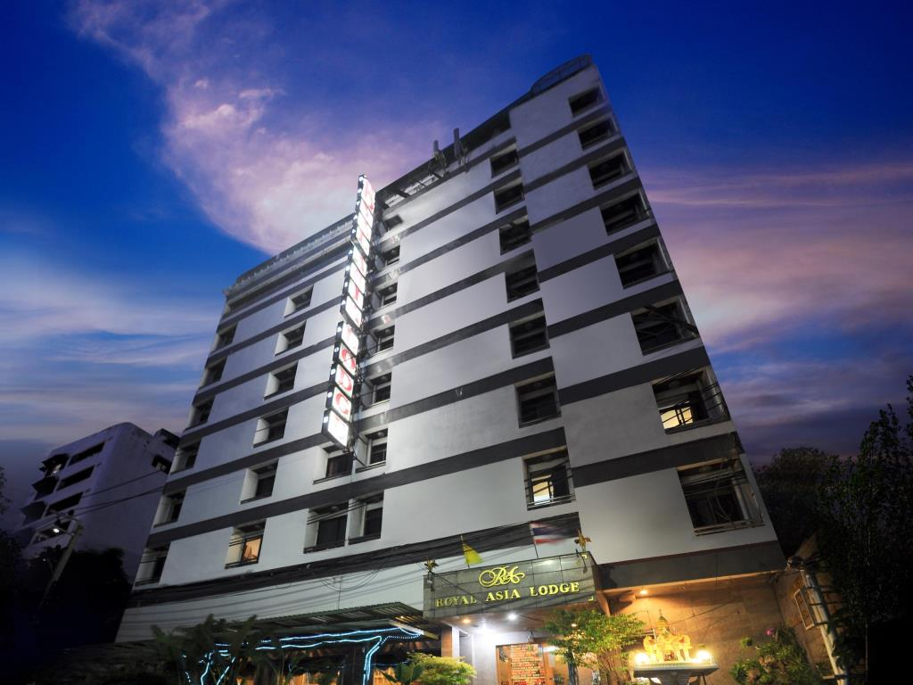 هتل رویال آسیا بانکوک