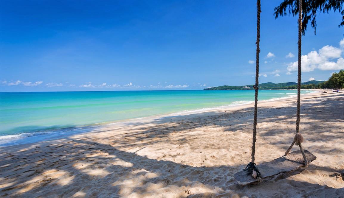 ساحل بانگ تائو و لاگونا پوکت