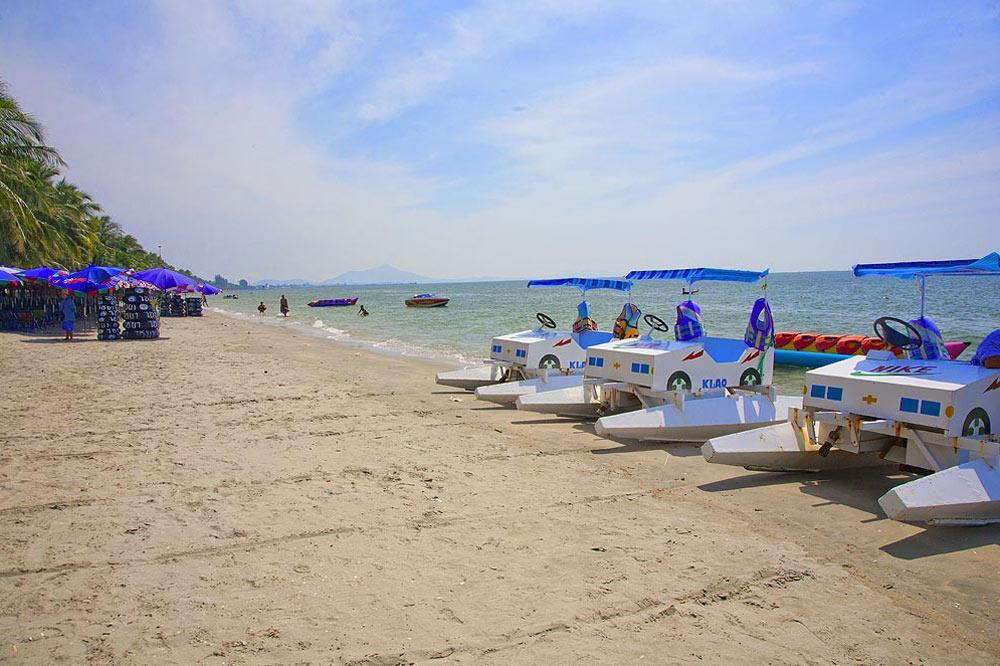 ساحل بنگ سائن پاتایا