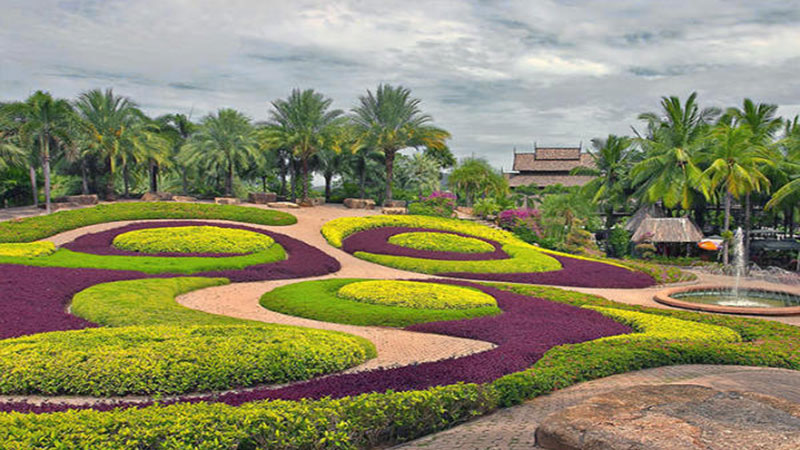 باغ گل رز بانکوک