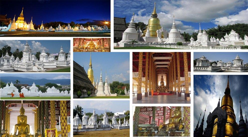 معبد سوآن داک تایلند