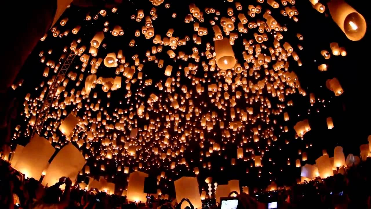 جذاب ترین فستیوال های تایلند