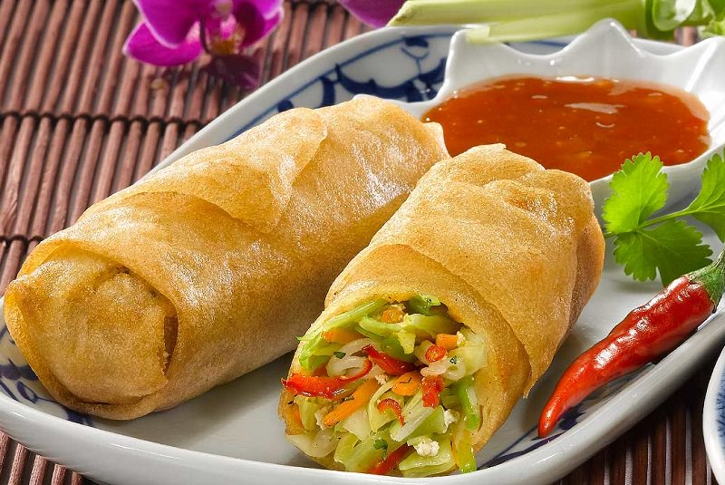 5 غذای تایلندی خوشمزه