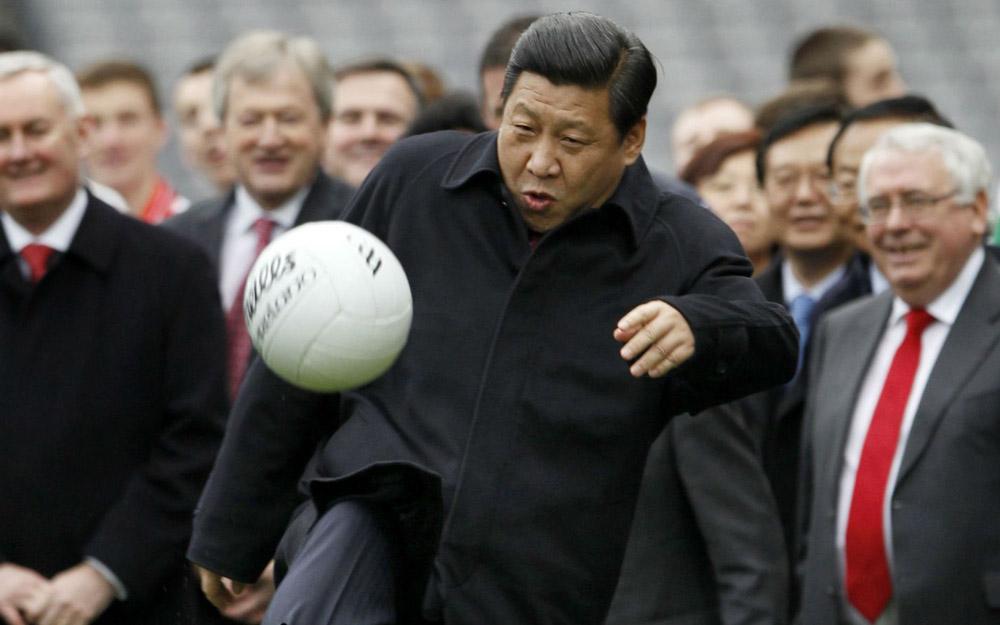 دورخیز چین برای عنوان بهترین تیم فوتبال جهان در سال 2030
