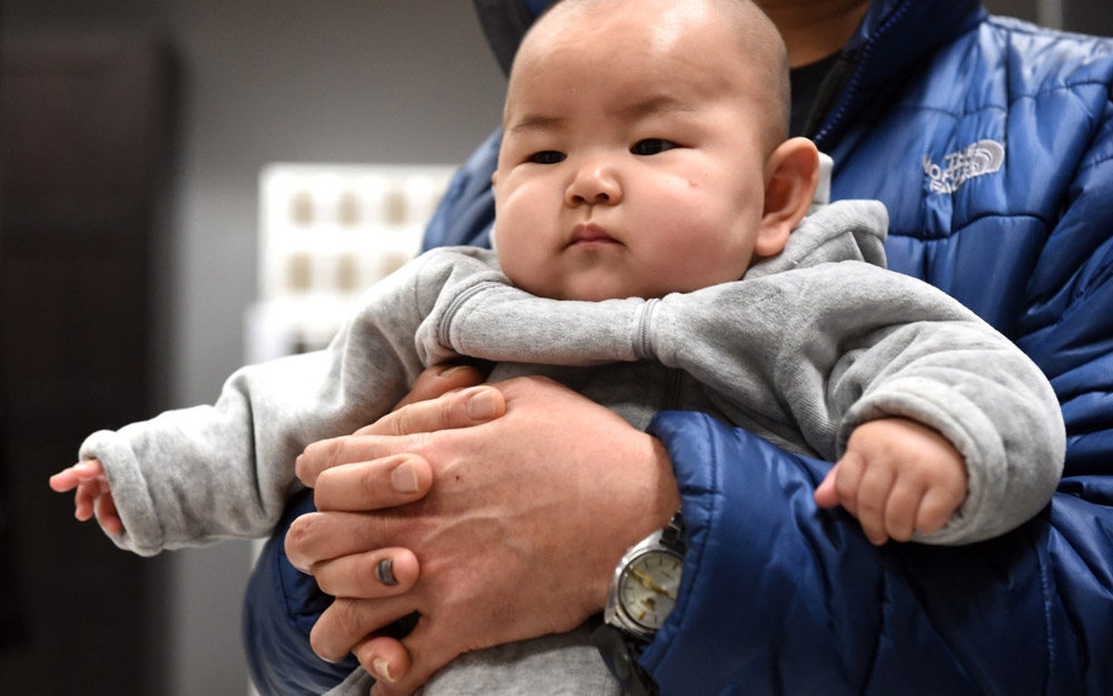 برچیده شدن سیاست تک فرزندی در چین