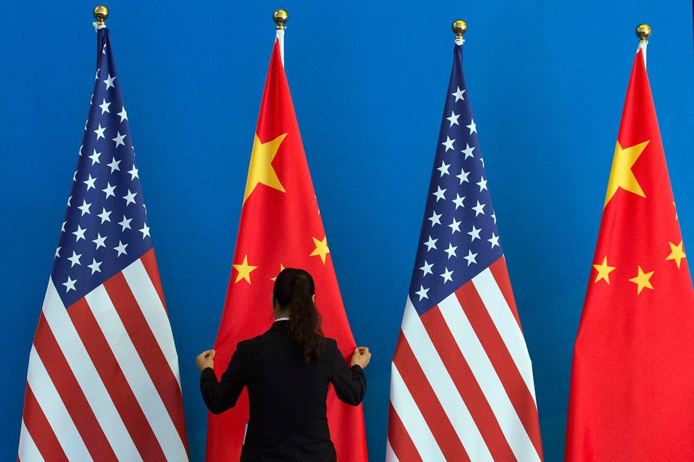 جنگ لفظی چین و آمریکا بر سر تایوان