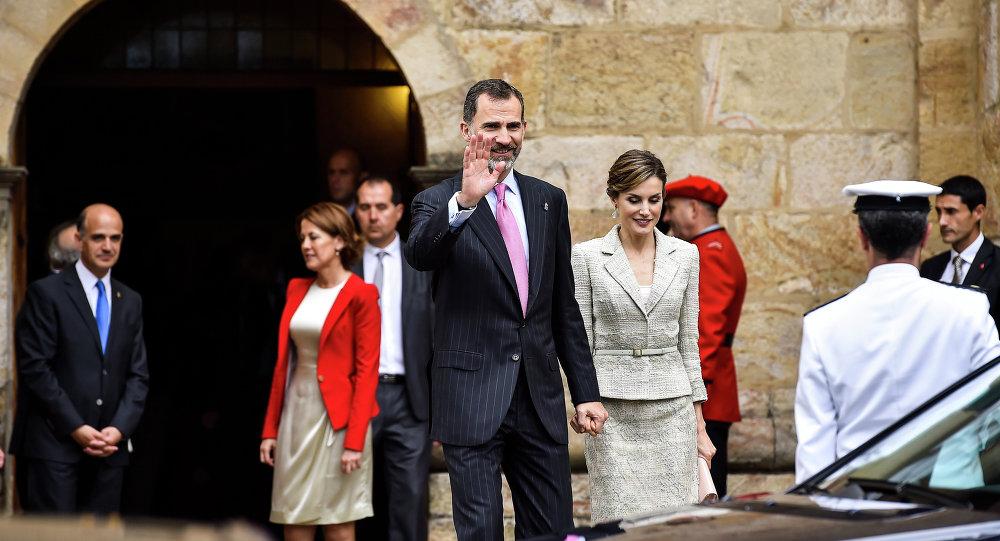 تحکیم روابط اسپانیا و آمریکا