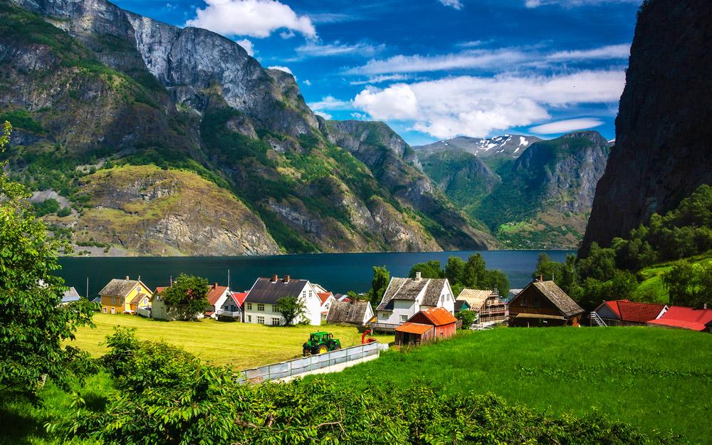 تورهای انتخابی کشتی کروز در فلام (نروژ)