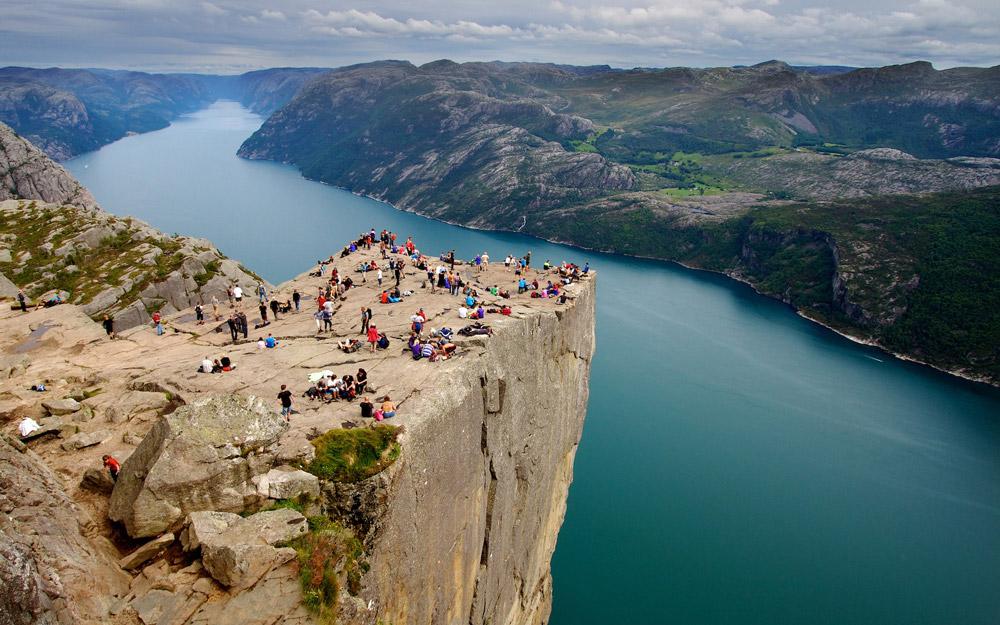 تورهای انتخابی کشتی کروز در هلیسیلت/گایرنگر (نروژ)