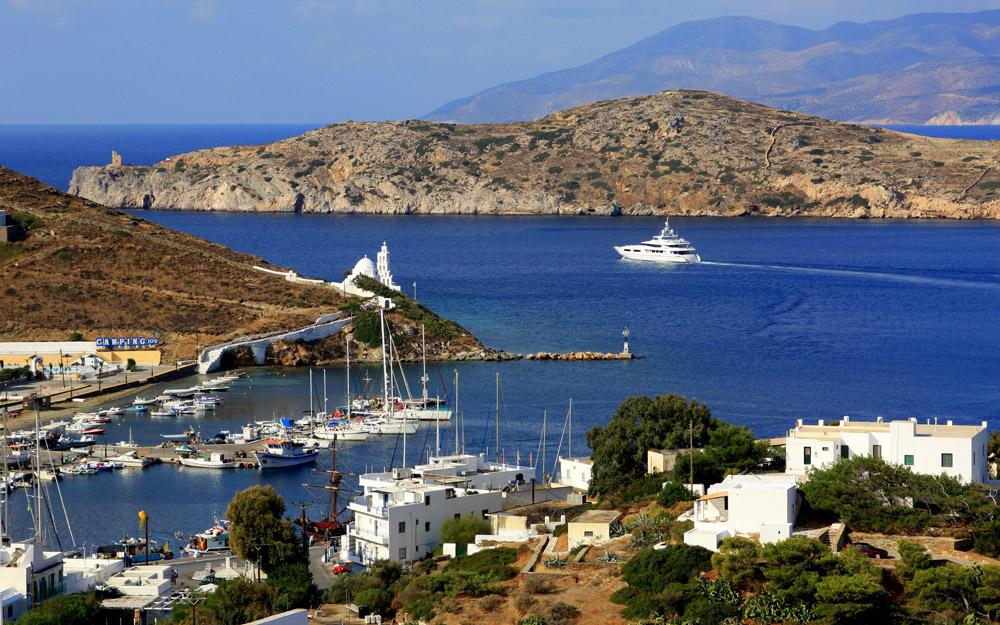 راهنمای سفر به یوس (Ios) در یونان برای کوله پشتی گردها