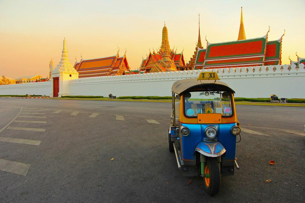 24 ساعت در بانکوک