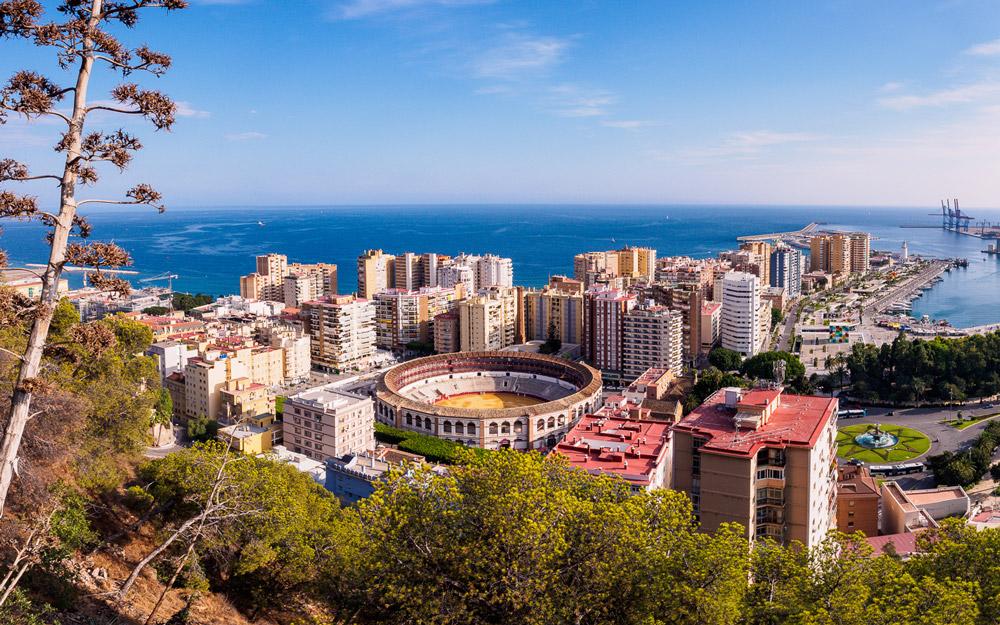تورهای انتخابی کشتی کروز در مالاگا (اسپانیا)