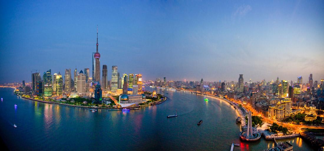 جاذبه های طبیعی نزدیک شانگهای