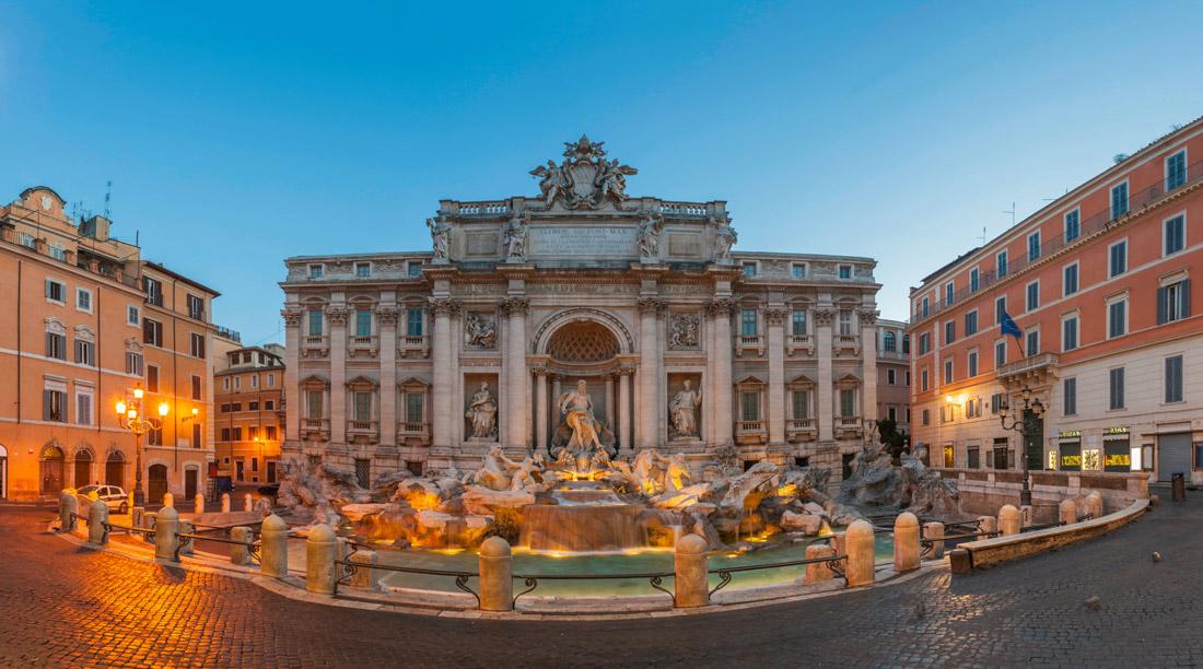 22 شهر دیدنی در ایتالیا