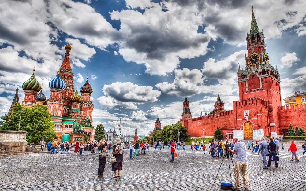 بهترین جاذبه های گردشگری شهر مسکو