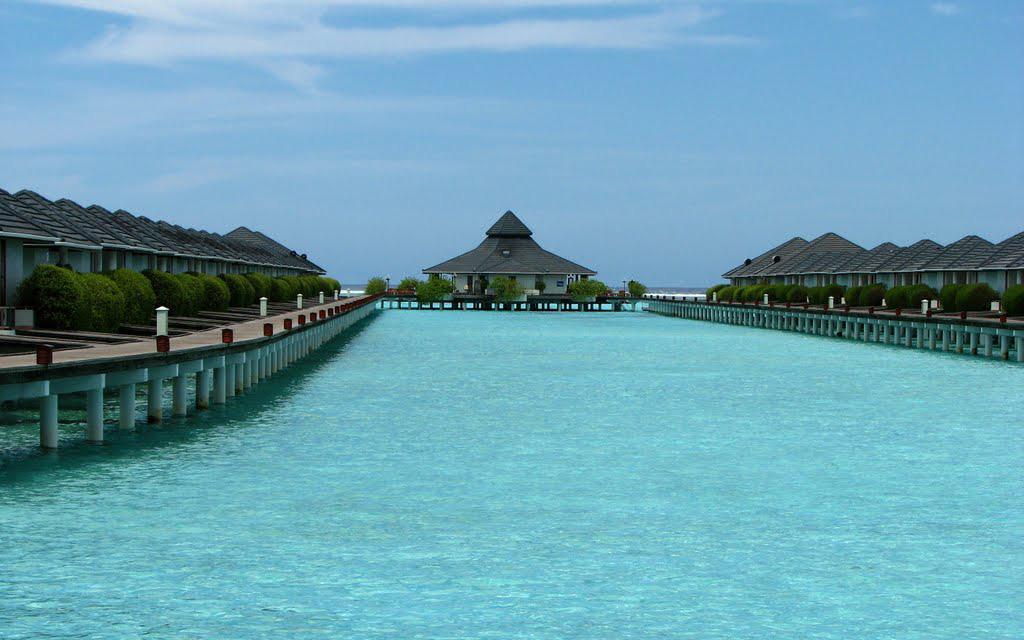 هتل Sun Island Resort & Spa در مالدیو