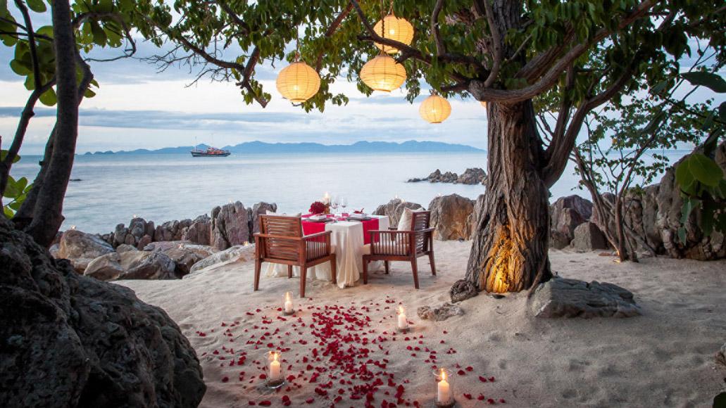 بهترین هتل های تایلند برای گذراندن ماه عسل