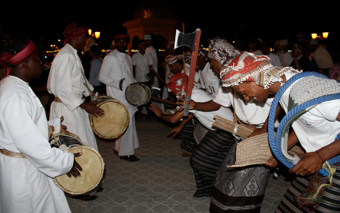 muscat annual festival