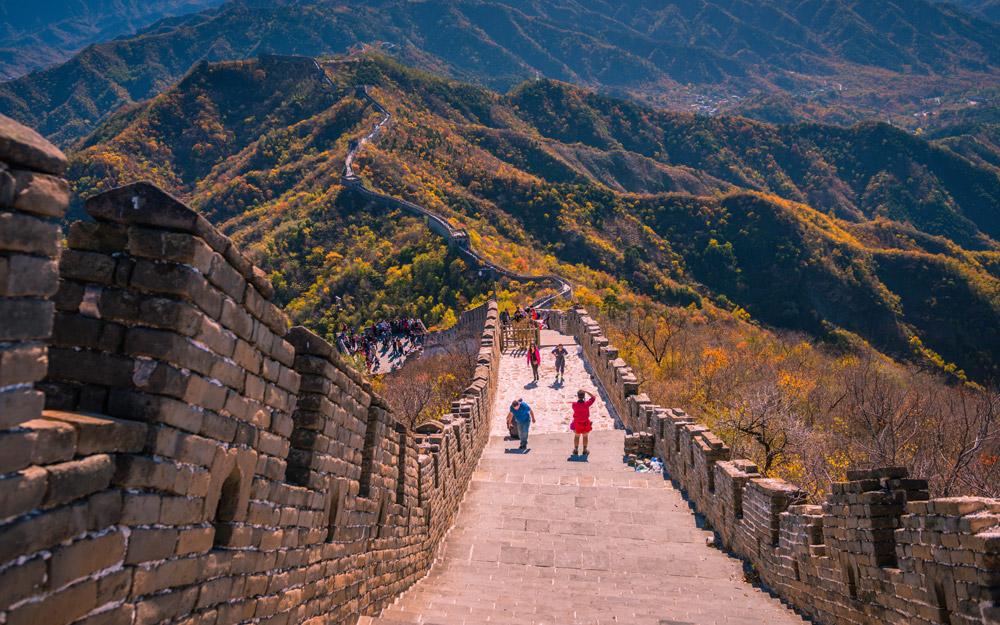 حقایقی در مورد دیوار بزرگ چین