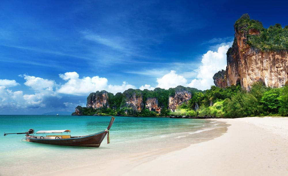 تایلند در زمستان
