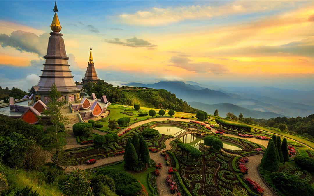 بازدید از چیانگ مای در دو روز