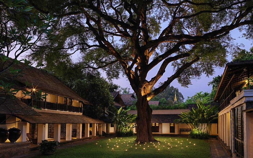 5 هتل برتر در شهر قدیمی چیانگ مای