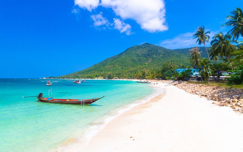 بهترین جزیره های تایلند نزدیک به کو سامویی