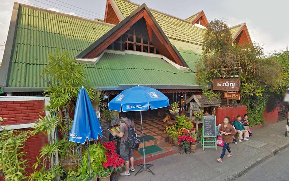 5 تا از بهترین رستوران های چیانگ مای