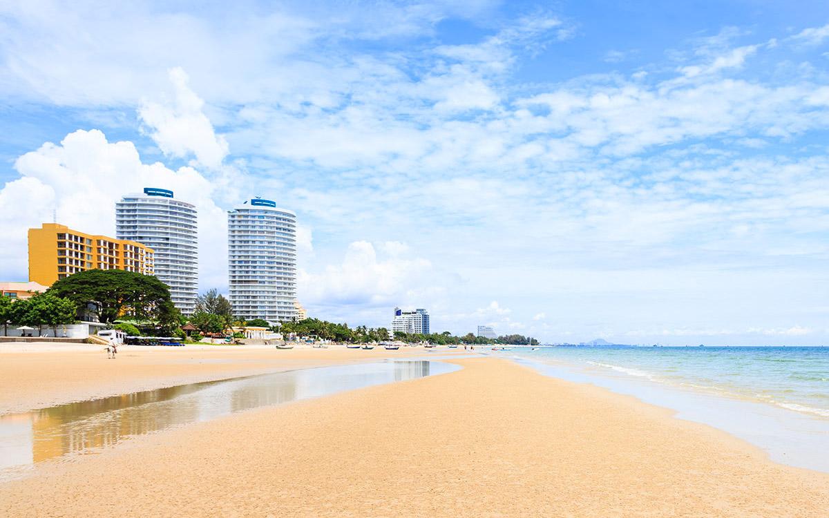 بهترین سواحل نزدیک بانکوک