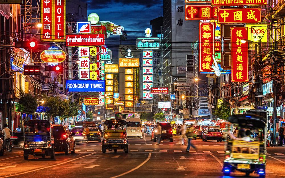 برای گرفتن هتل کدام بخش بانکوک را انتخاب کنیم؟