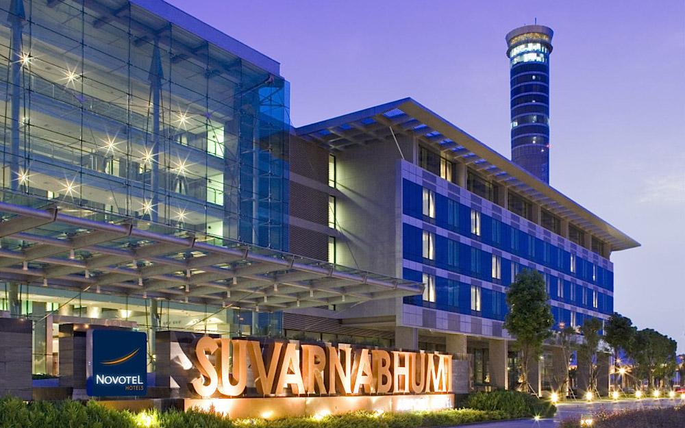 هتل های نزدیک به فرودگاه بین المللی بانکوک