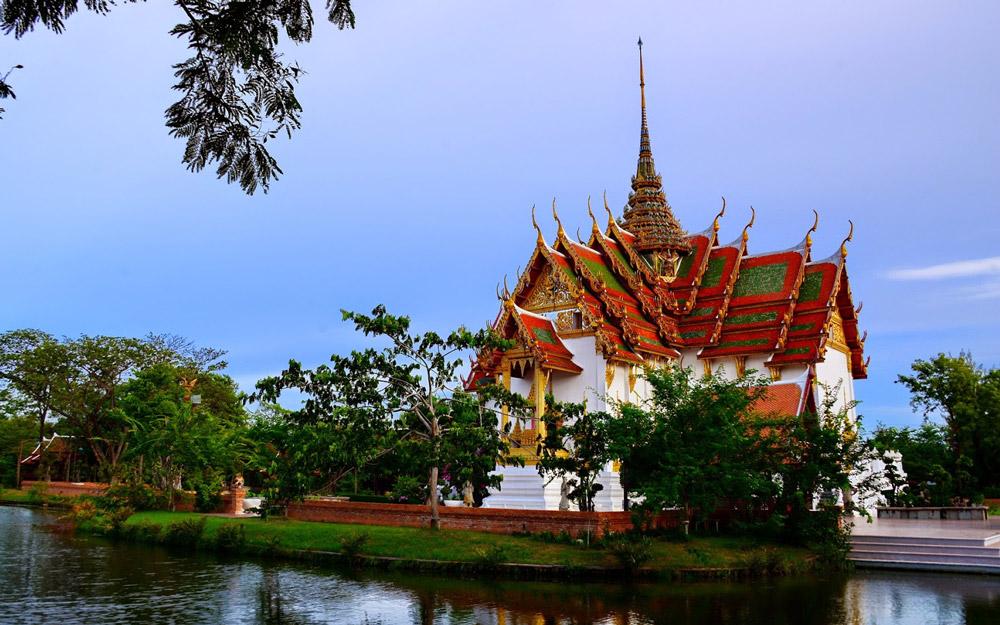 بازدید از پارک سیام باستانی در تور تایلند