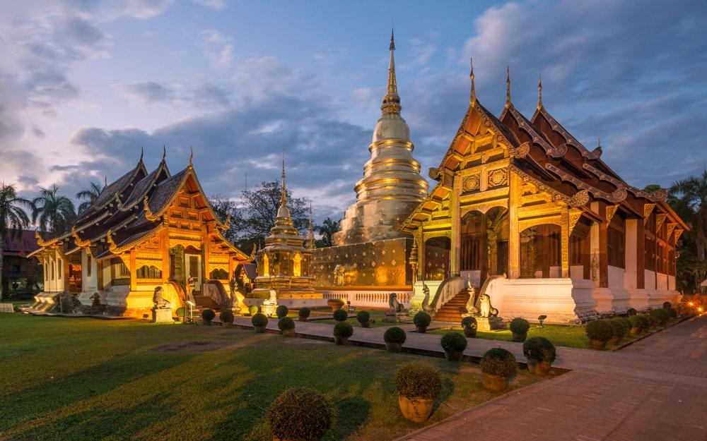 بازدید از چیانگ مای در تور تایلند