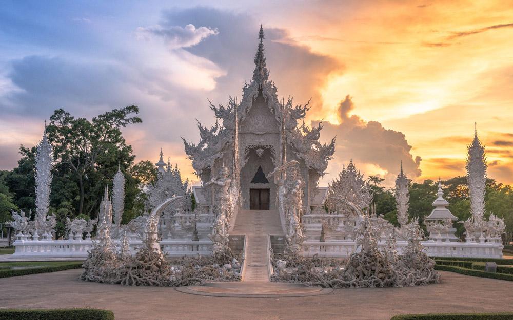 بازدید از چیانگ رای در تور تایلند