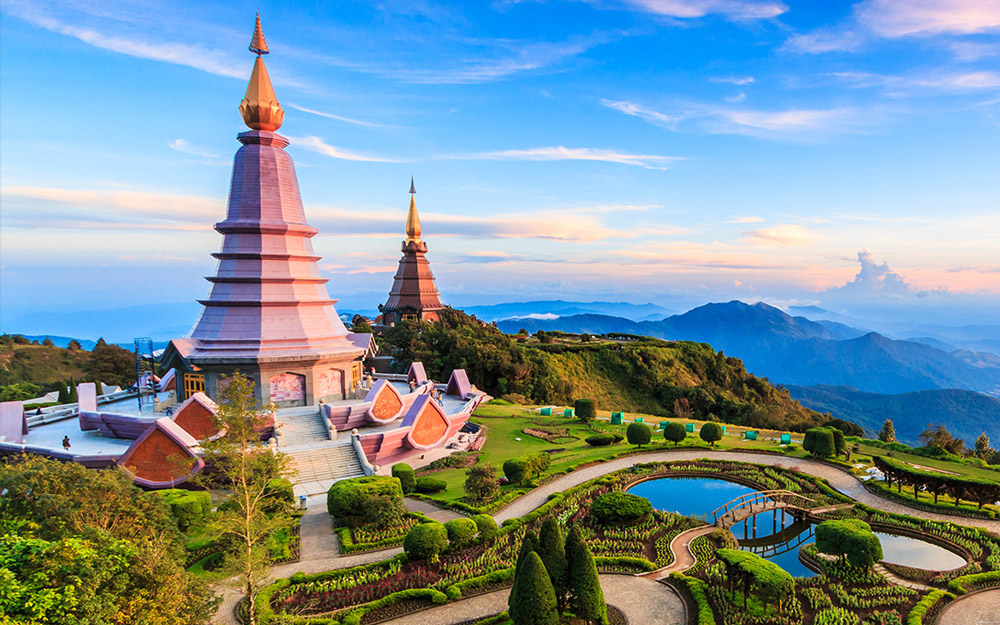 10 جاذبه طبیعی تور تایلند