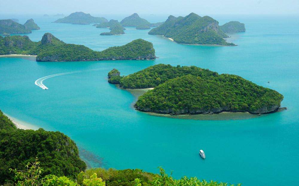 5 مقصد عالی برای جزیره گردی در تور سامویی