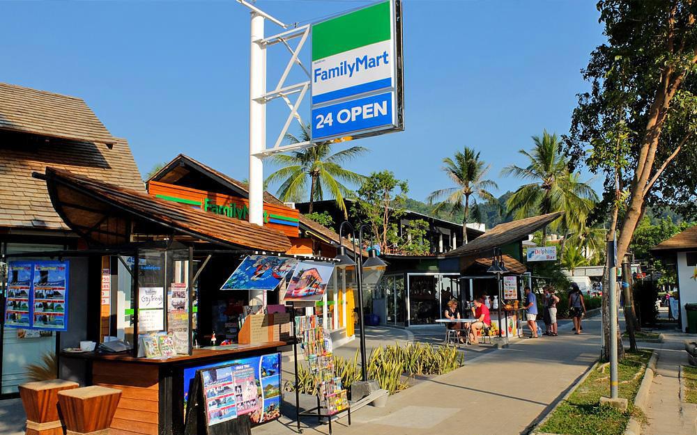 بهترین مکان ها برای خرید در آئو نانگ کرابی