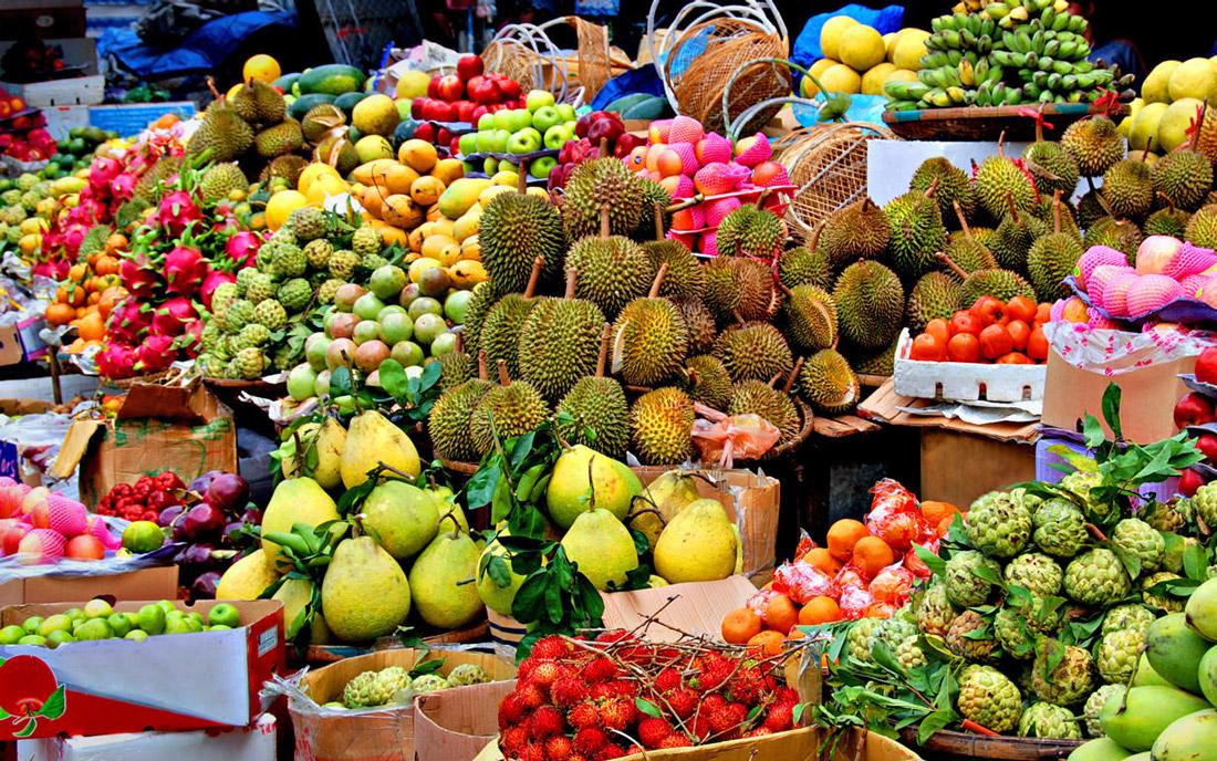 5 میوه عجیب و خوشمزه تایلند