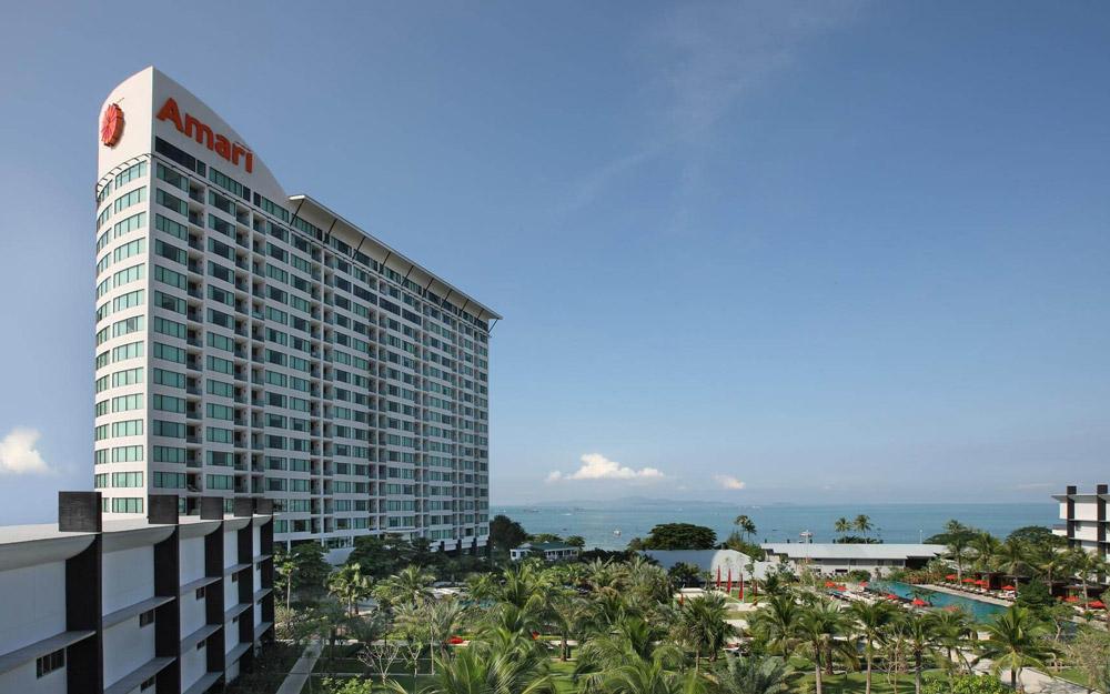 بهترین هتل پاتایا