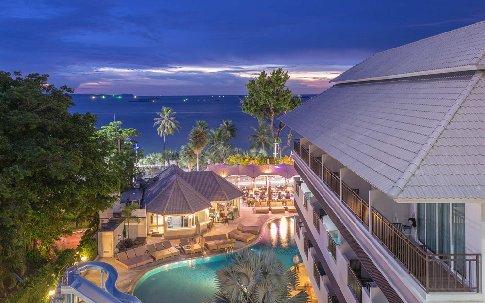 بهترین هتل ارزان قیمت پاتایا
