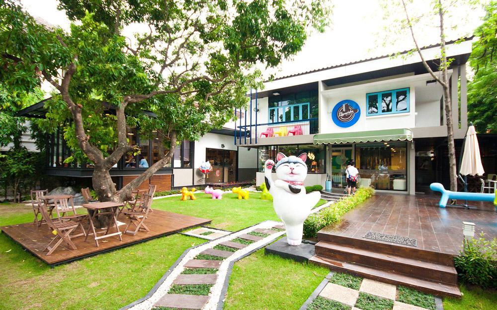 بهترین کافی شاپ های چیانگ مای تایلند