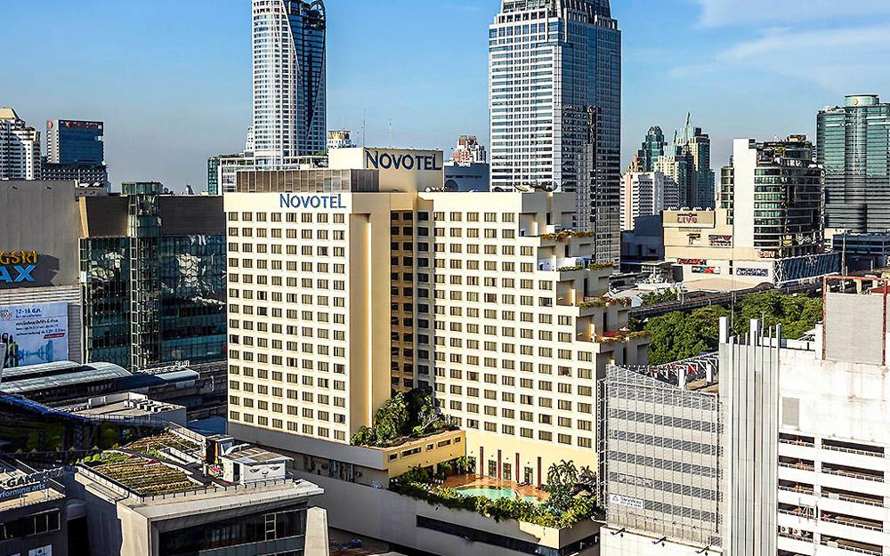 هتل نووتل آن سیام اسکوئر بانکوک
