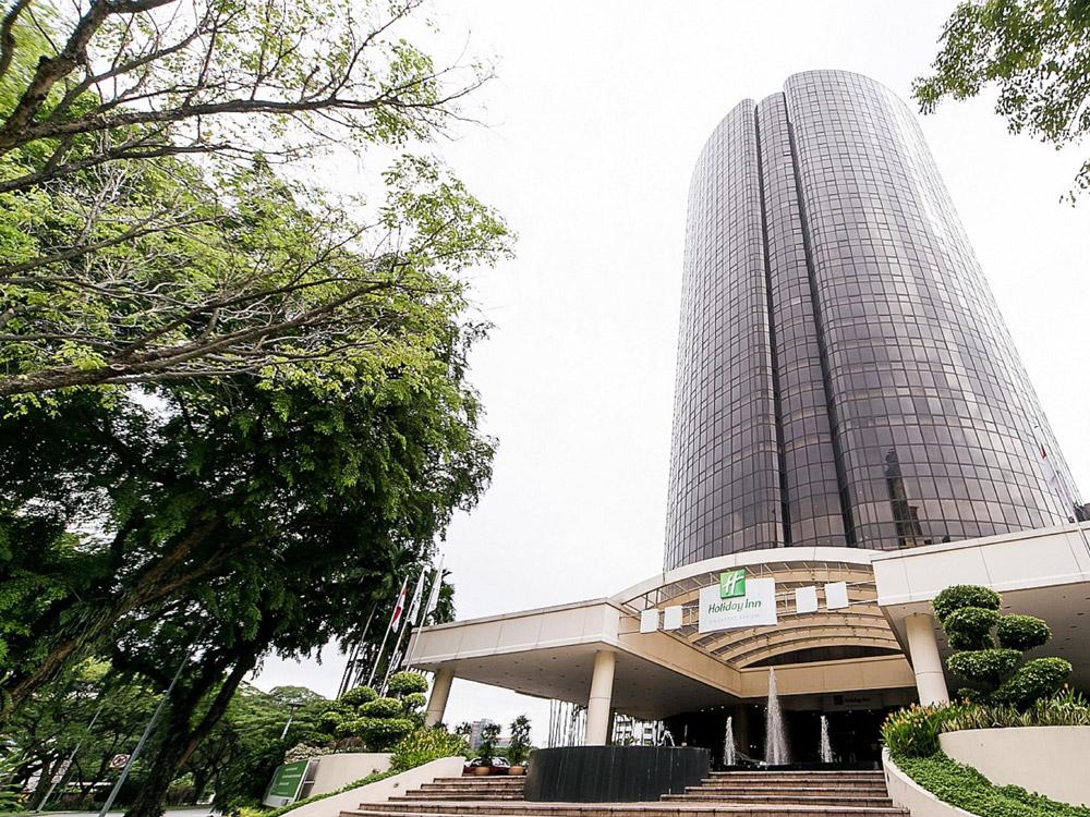 هتل هالیدی این سنگاپور آتریوم
