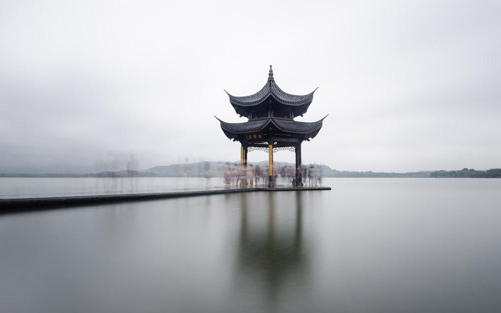 جاذبههای گردشگری رایگان هانگزو چین (بخش اول)