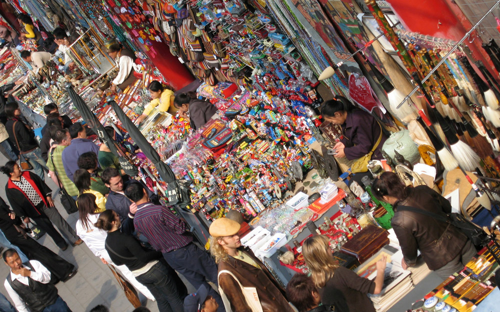 خرید در چین (در چین چه چیزی بخریم و چگونه خرید کنیم)