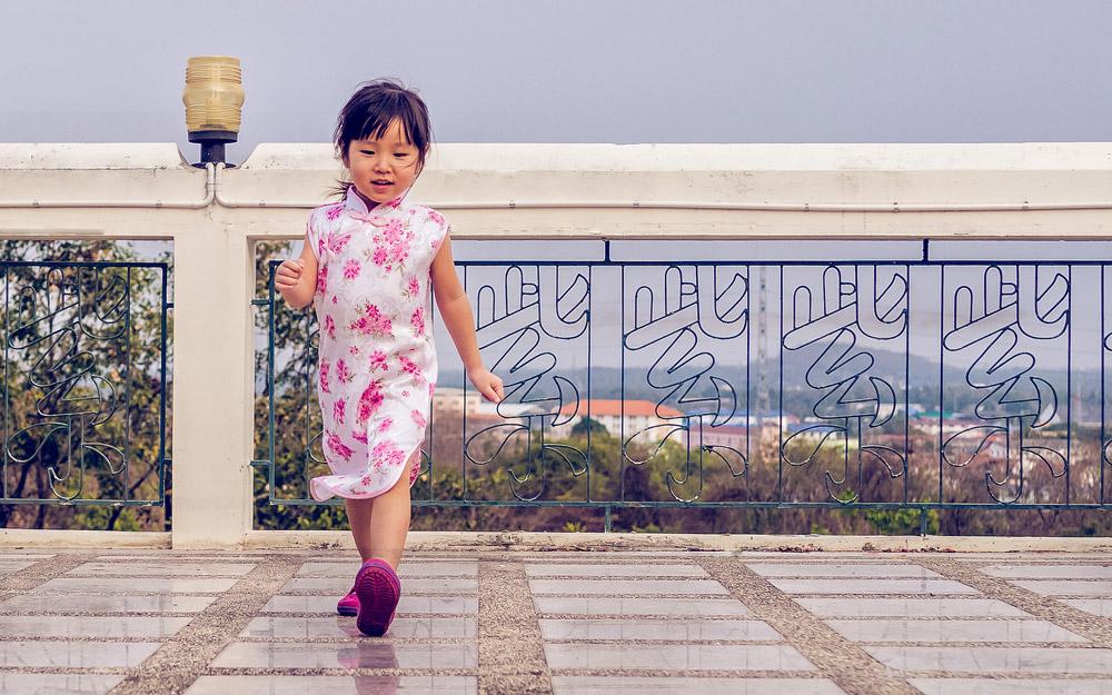 خرید برای بچه ها در چین