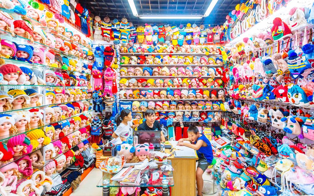 پنج نمایشگاه تجاری برتر در چین